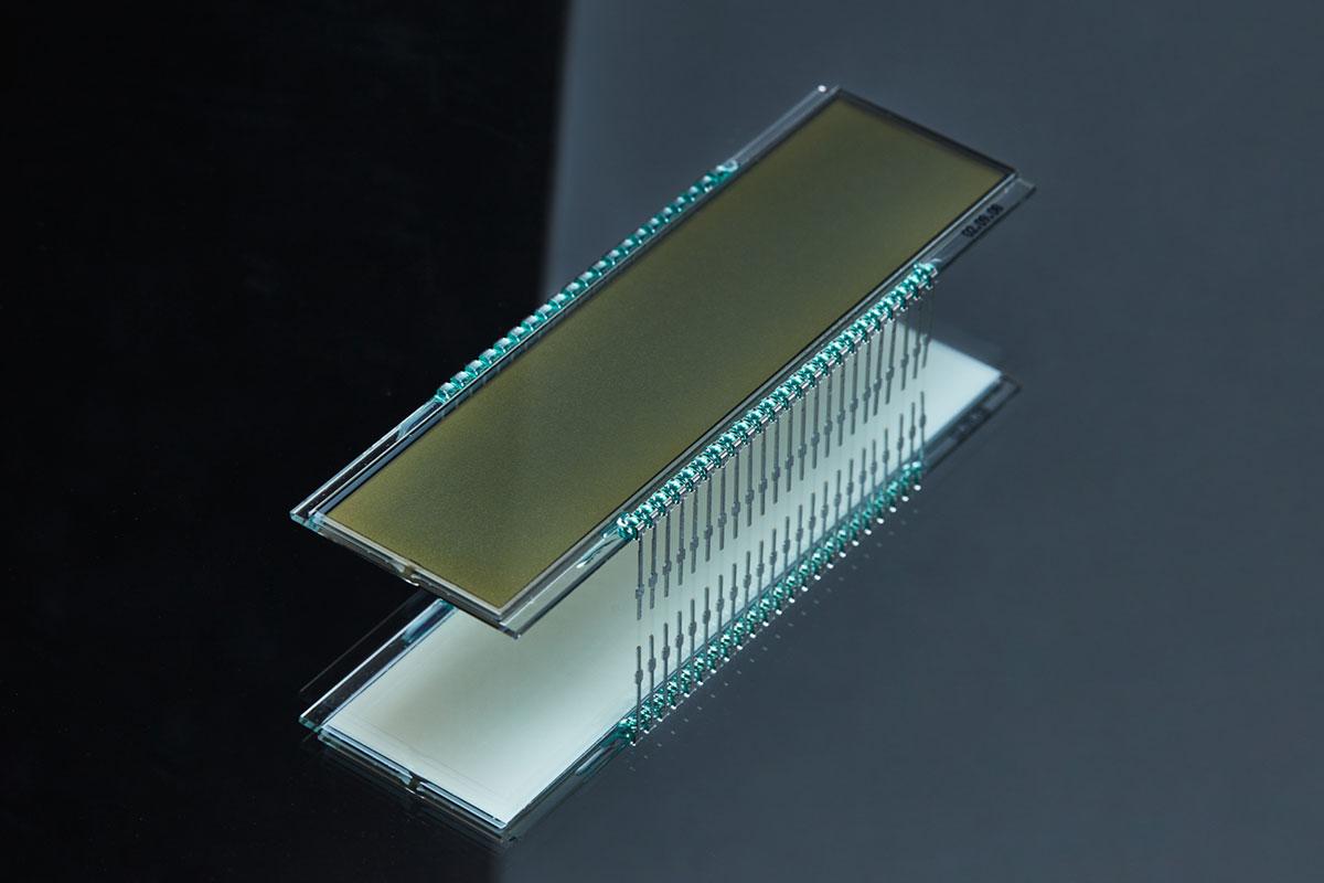 LCD Display DMB Technics