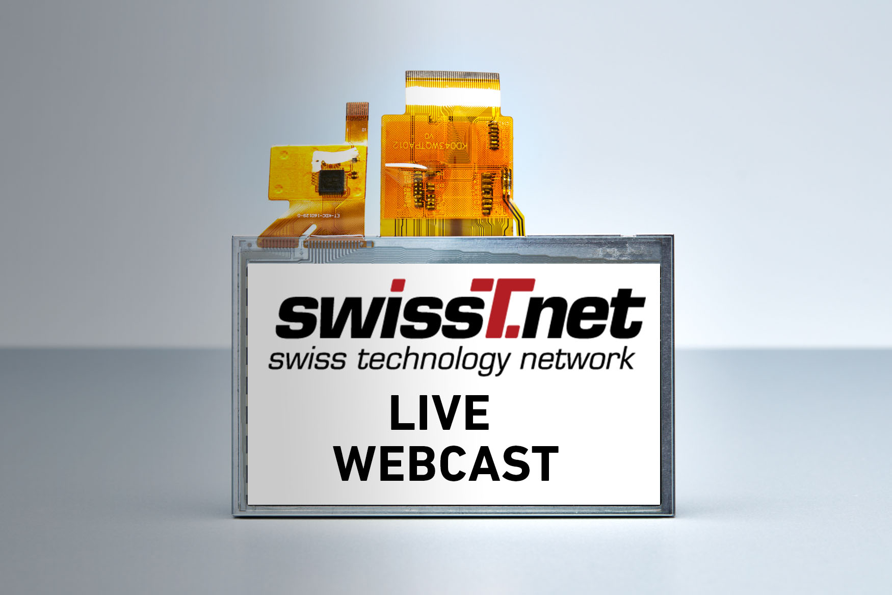 TFT LCD Displays Webcast