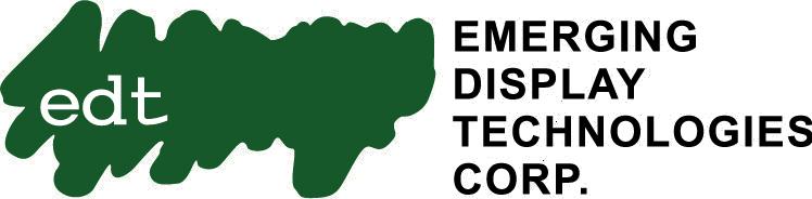 Emerging Display Technologies Corp.