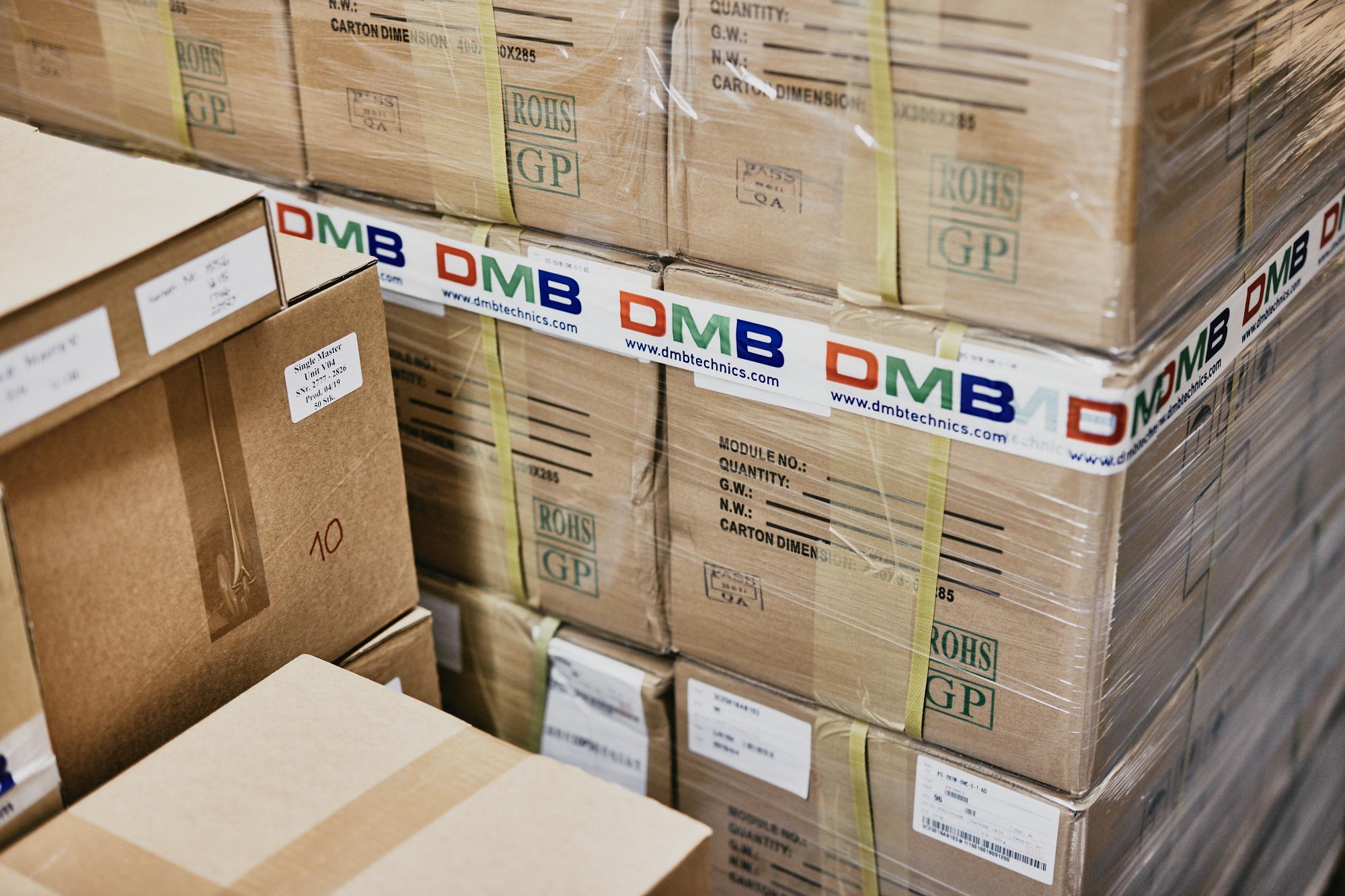 DMB TFT LCD Display