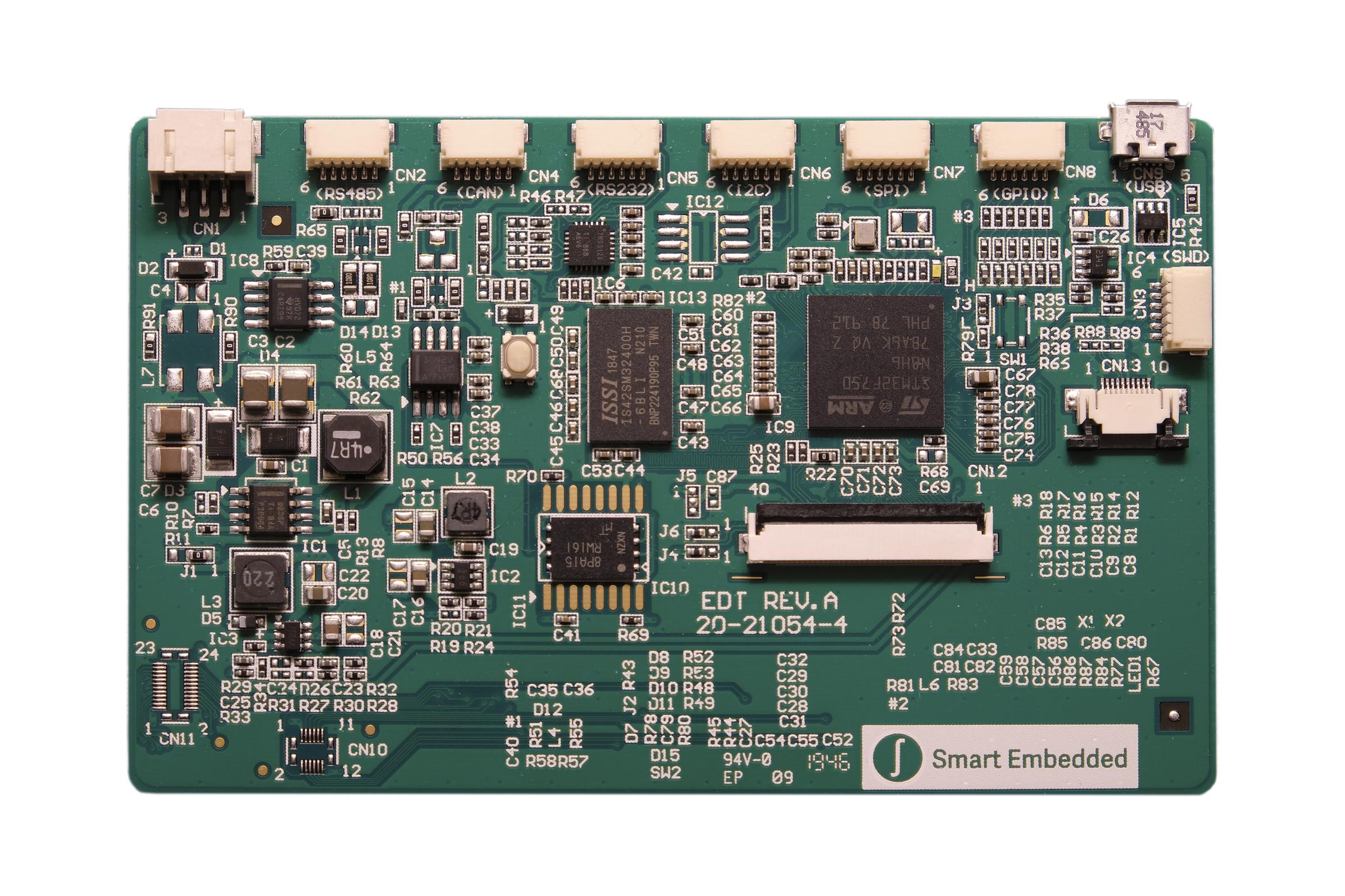 TFT IPS Smart Embedded Board Display